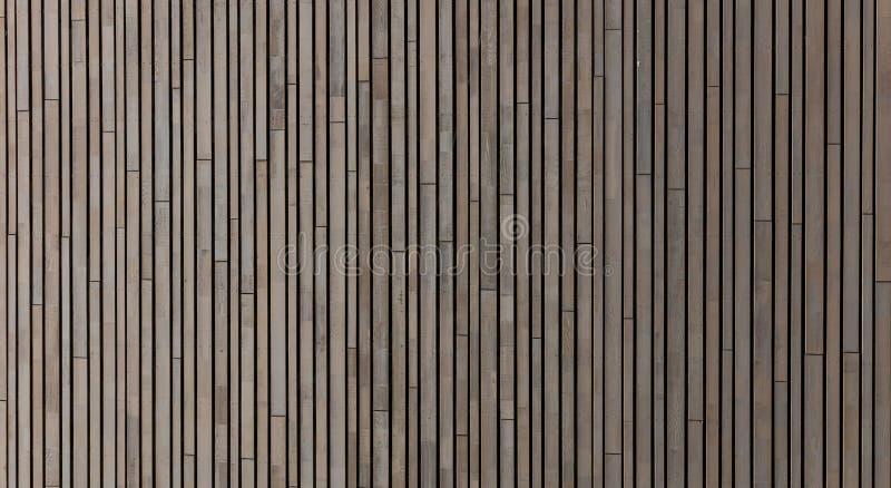 Деревянные решетины предпосылка, текстура, пол или стена стоковые фотографии rf