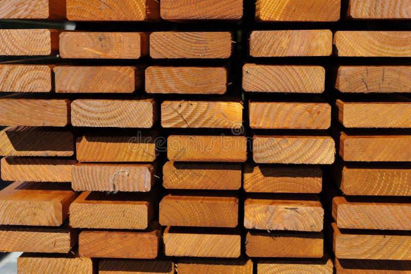 Деревянные решетины стоковое фото rf
