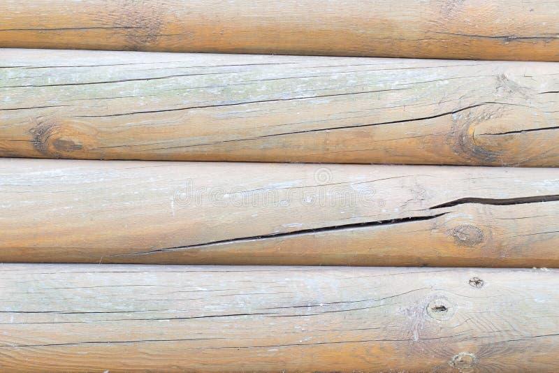 Деревянный блокгауз стоковое изображение