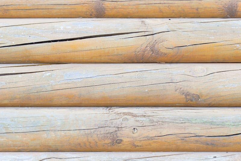 Деревянный блокгауз стоковая фотография rf