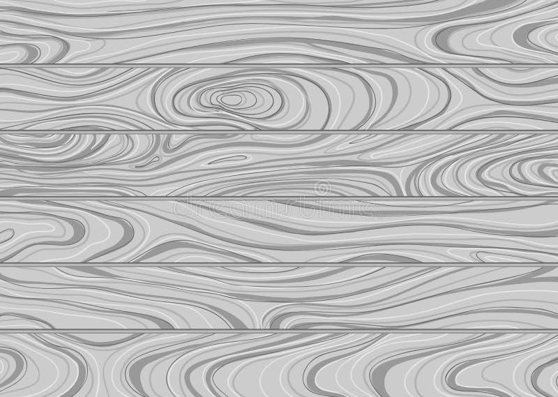 Деревянный вектор доски бесплатная иллюстрация