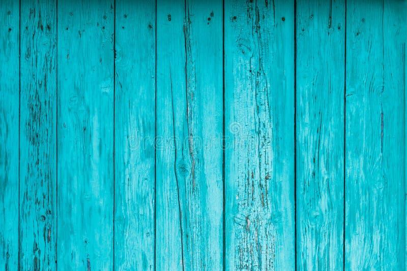 Деревянный голубой материал журнала как предпосылка стоковое фото rf