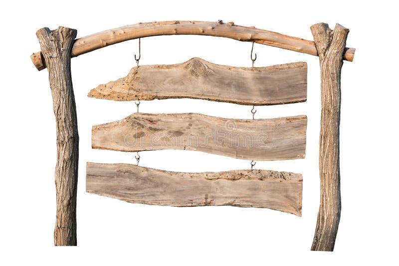 Деревянный знак стоковая фотография rf