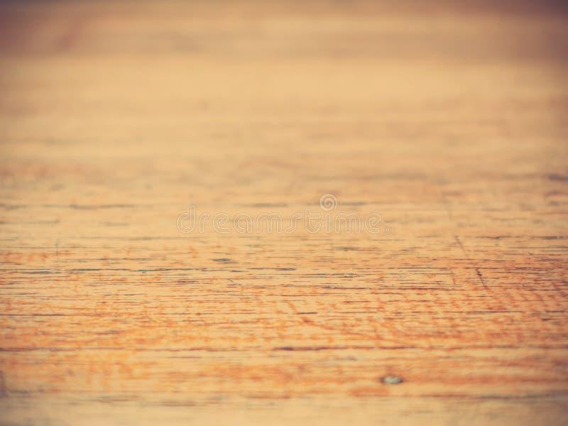 Деревянный пол с мягким фокусом стоковое фото rf