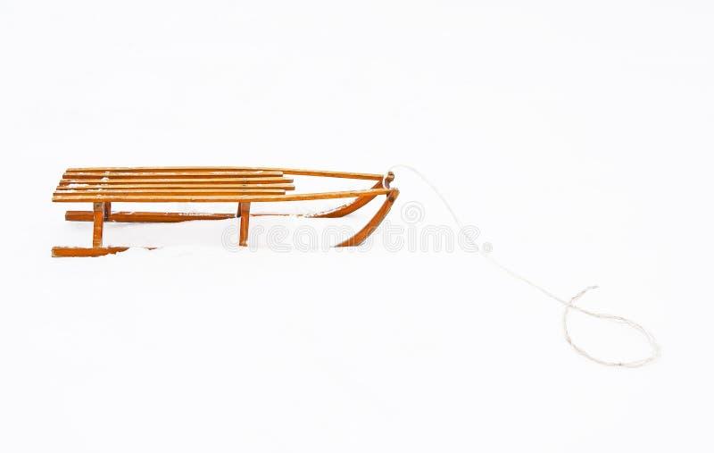 Деревянный скелетон стоковое изображение rf