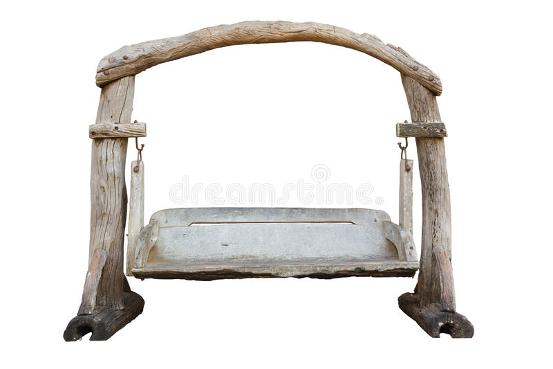 Деревянный стул стоковая фотография