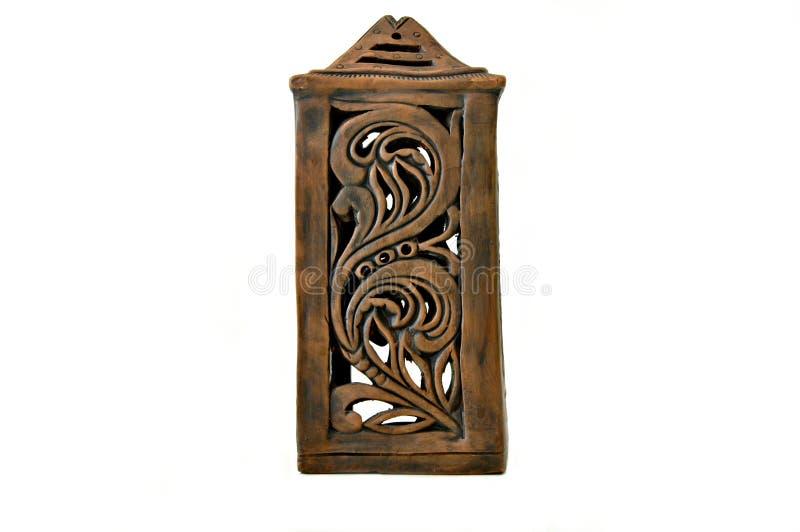 Деревянный сувенир от Малайзии стоковые фотографии rf