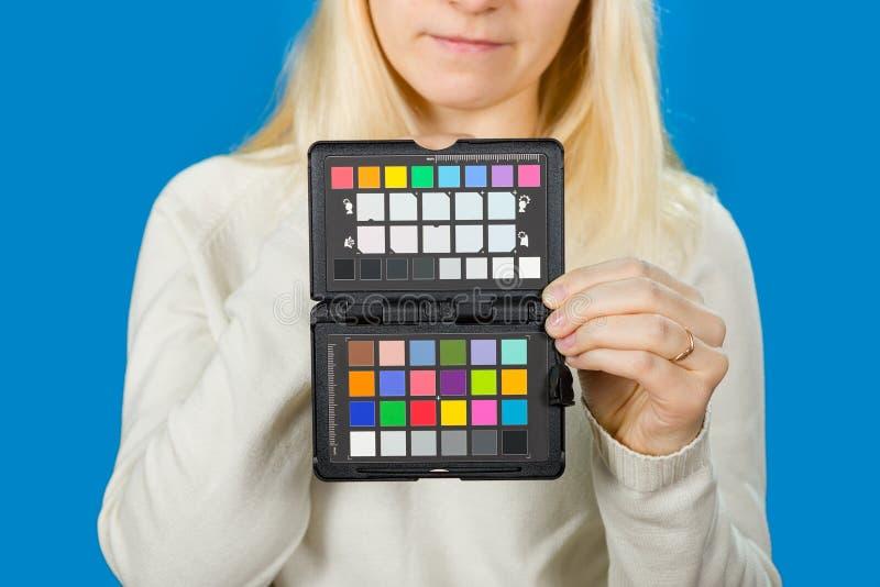 Палитра цветовой коррекции для фотоаппарата