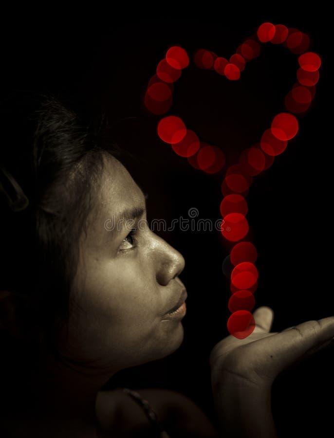 Держите мое сердце стоковые фотографии rf