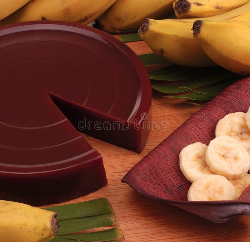 Десерт еды стоковое изображение