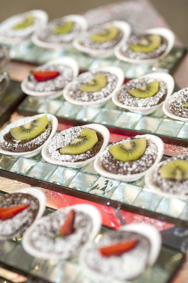 Десерт кивиа стоковое фото