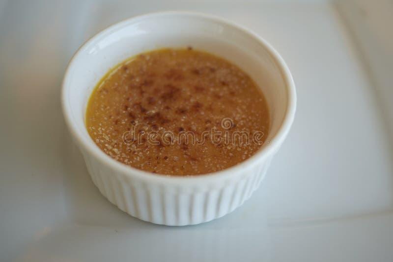 Десерт троицы cream стоковые изображения