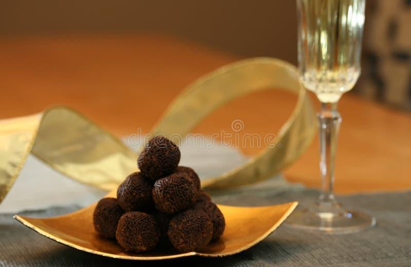 десерт шикарный стоковые фото