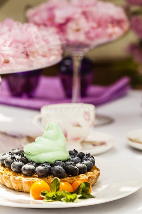 Десерт стоковое фото