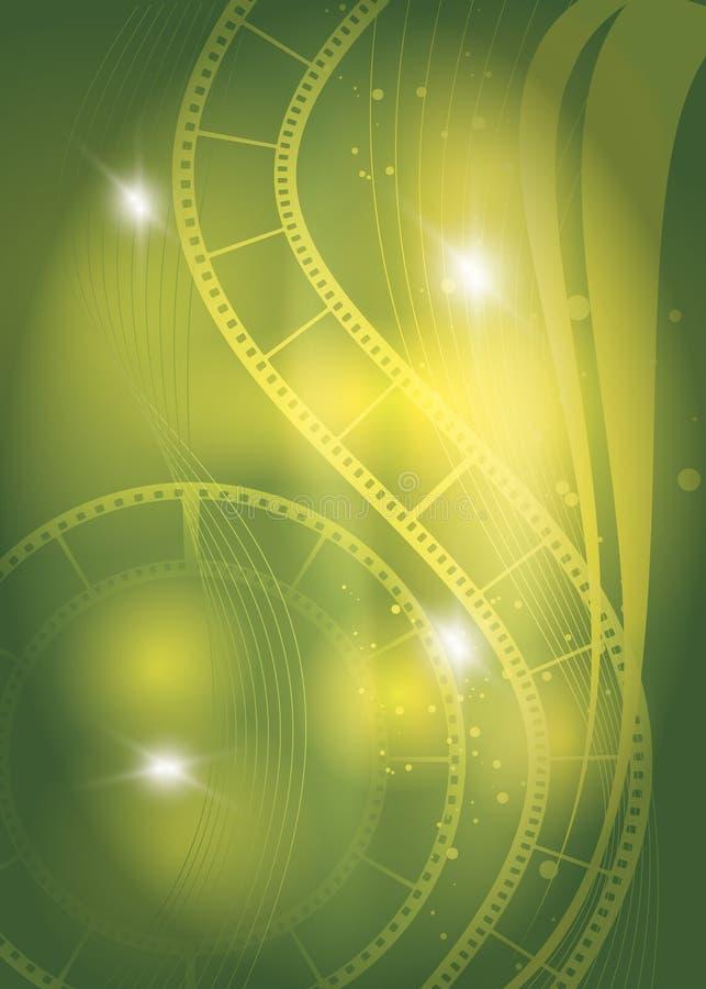 Детали кино бесплатная иллюстрация