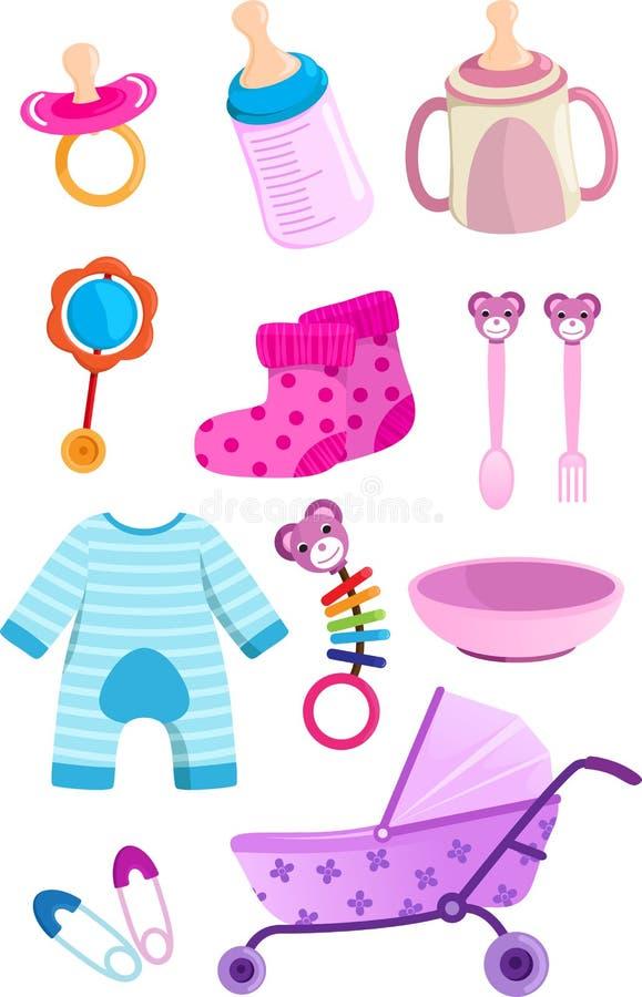 детали младенца бесплатная иллюстрация