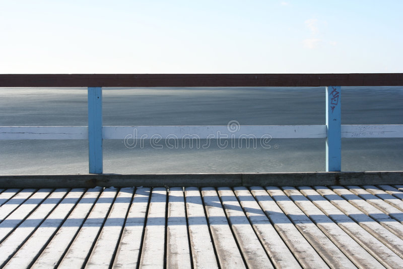детали моста стоковое изображение