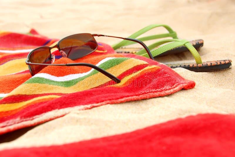 детали пляжа стоковые изображения rf