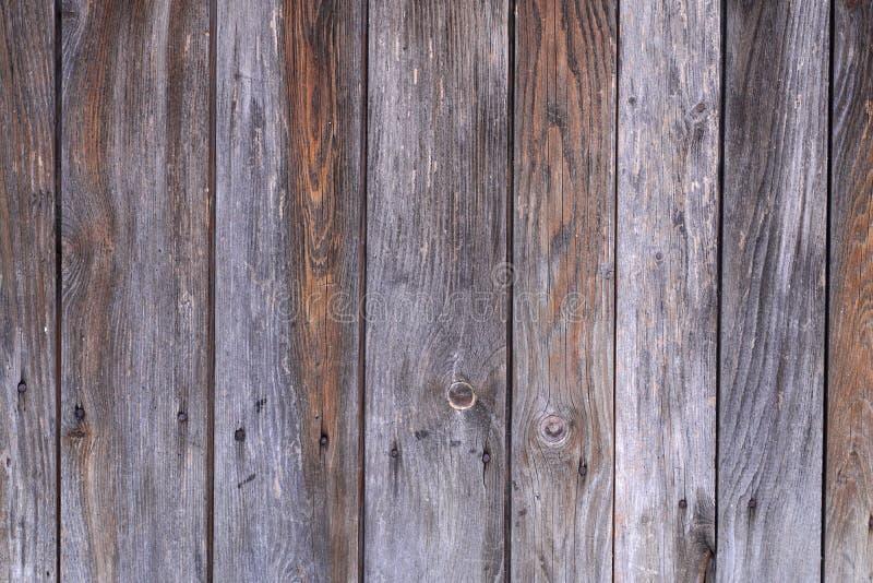 Детальная старая составленная деревянная предпосылка планок стоковое фото rf