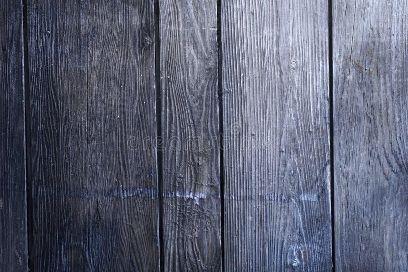 Детальные старые составленные деревянные планки в различных тенях серого цвета как предпосылка стоковые изображения rf