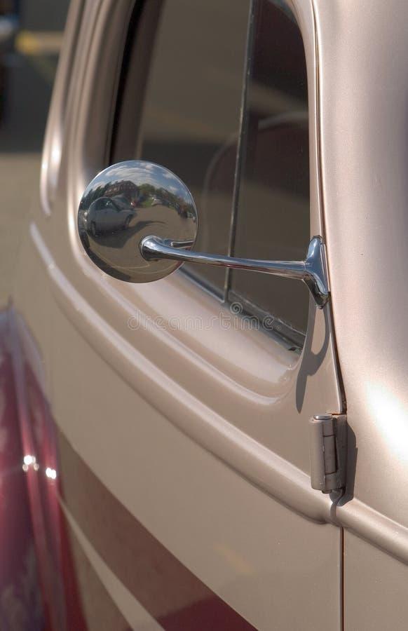 деталь античного автомобиля стоковое изображение rf