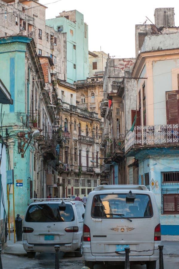 Деталь кубинського здания стоковое фото