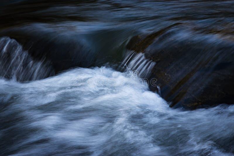 Деталь темного реки стоковые изображения