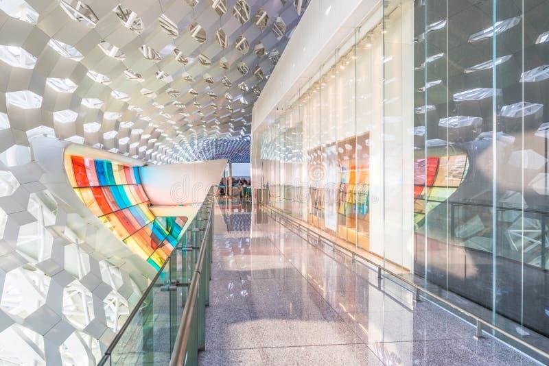 Детализируйте съемку сделанной по образцу стены, архитектурноакустической характеристики стоковые изображения