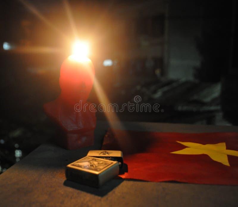 Детали представляя коммунизм в Вьетнаме стоковые изображения