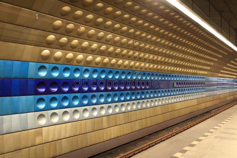 Download Детали станции метро стоковое фото. изображение насчитывающей цвет - 40577712