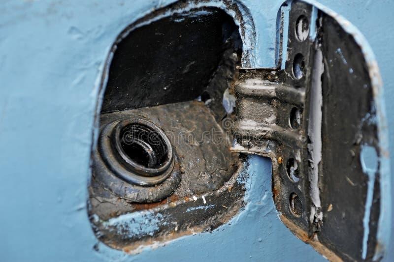 Деталь автомобиля старья стоковое фото rf