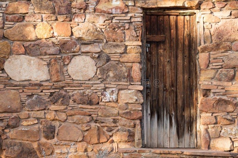 Деталь башни бдительности, гранд-каньон, AZ стоковое изображение