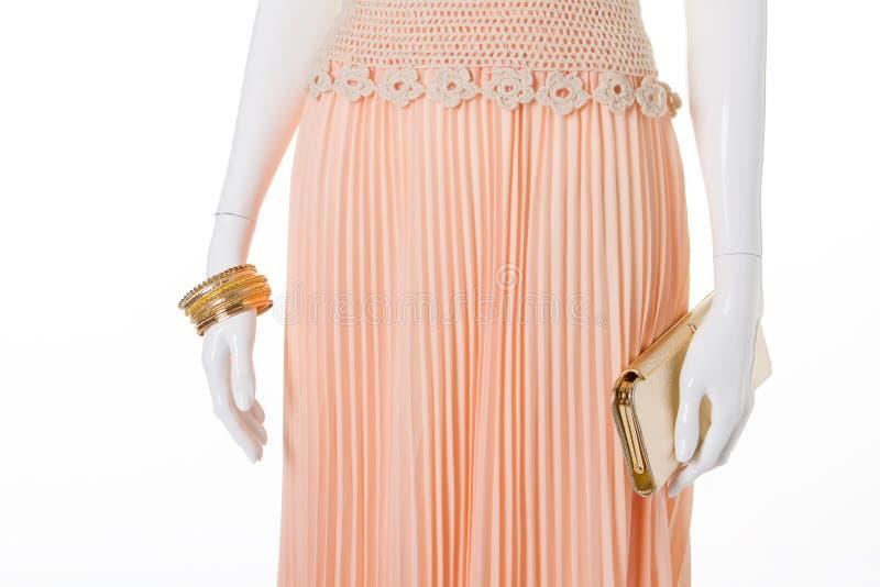 Деталь женской одежды стоковые изображения