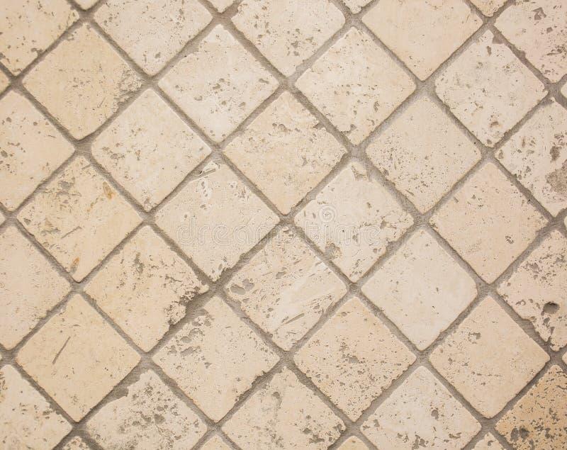 Деталь керамических плиток стоковая фотография rf