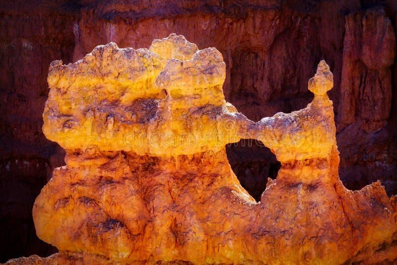 Download Деталь от каньона Bryce стоковое фото. изображение насчитывающей attractor - 81800882