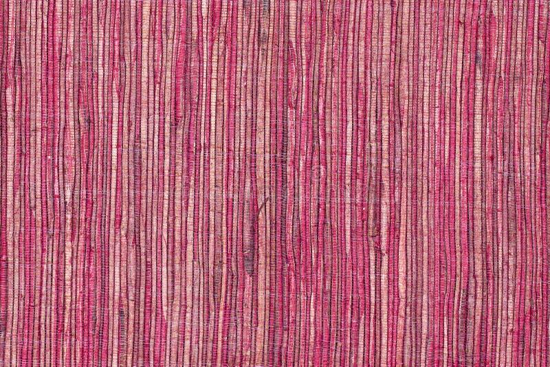 Деталь розовой ткани обтирает предпосылку текстуры стоковые изображения rf