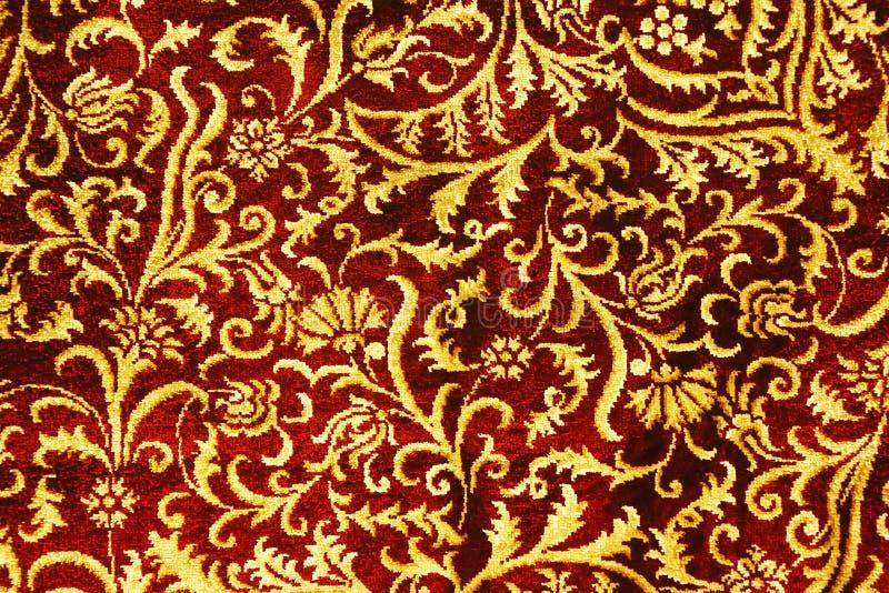 Деталь чертежа ковра, Турции стоковое фото rf