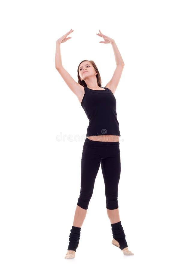 детеныши балерины чудесные стоковое изображение rf