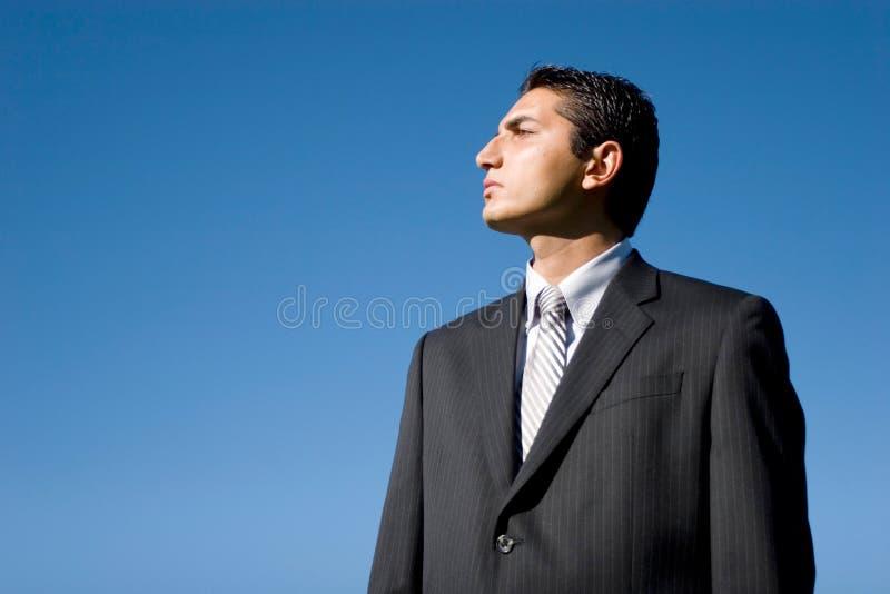 детеныши бизнесмена стоковая фотография