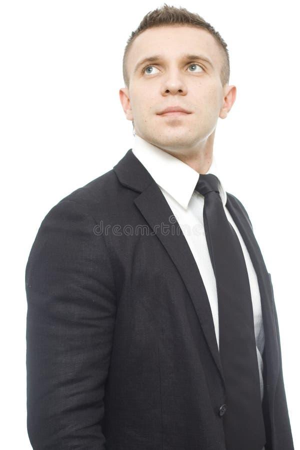 детеныши бизнесмена стоковое изображение