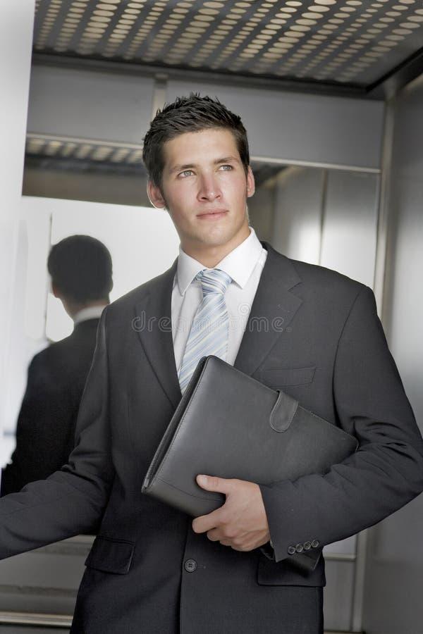 детеныши бизнесмена стоковые фото