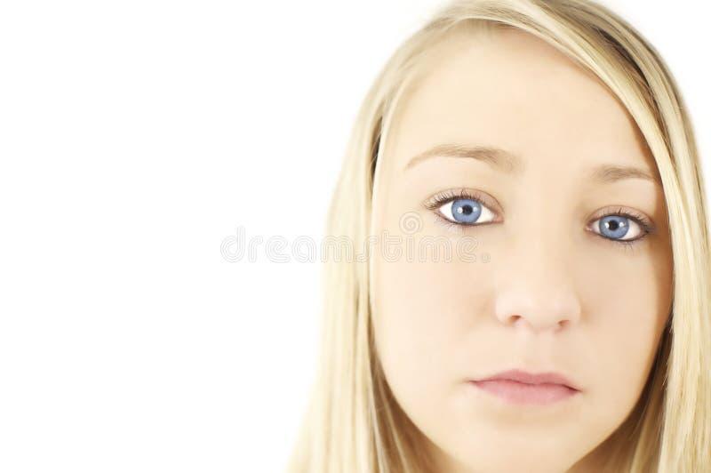 детеныши девушки стоковое изображение