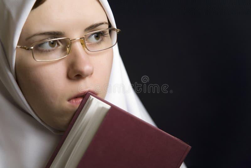 детеныши женщины библии святейшие вероисповедные стоковые фотографии rf