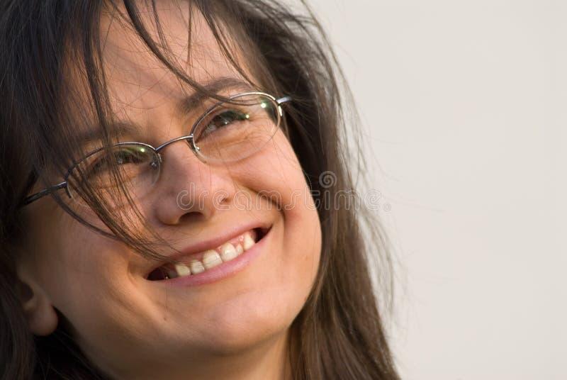 детеныши женщины портрета стоковые изображения rf