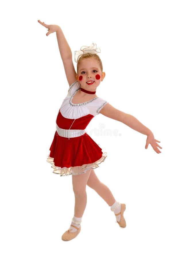 детеныши куклы ребенка балета стоковая фотография