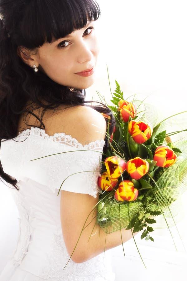 детеныши невесты стоковое фото rf