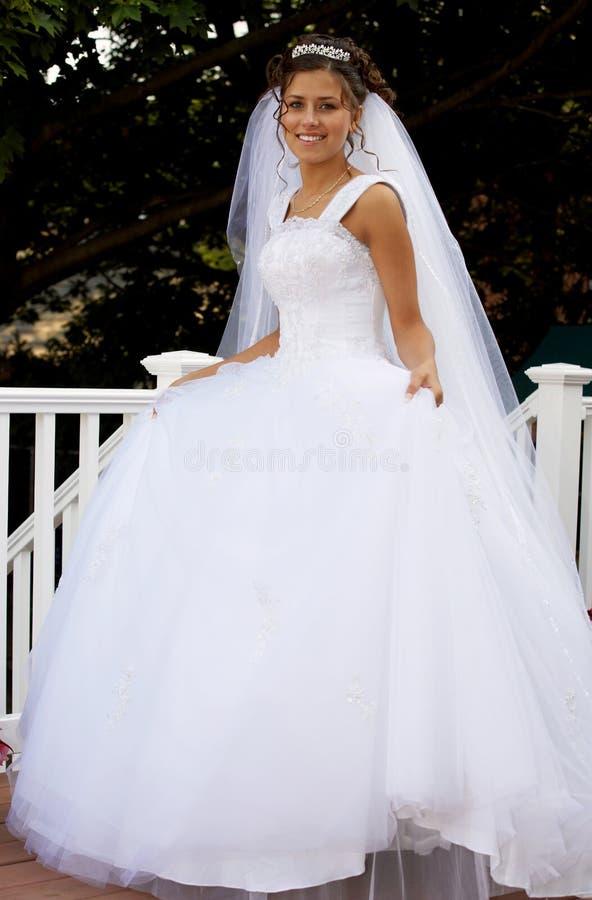 детеныши невесты стоковая фотография