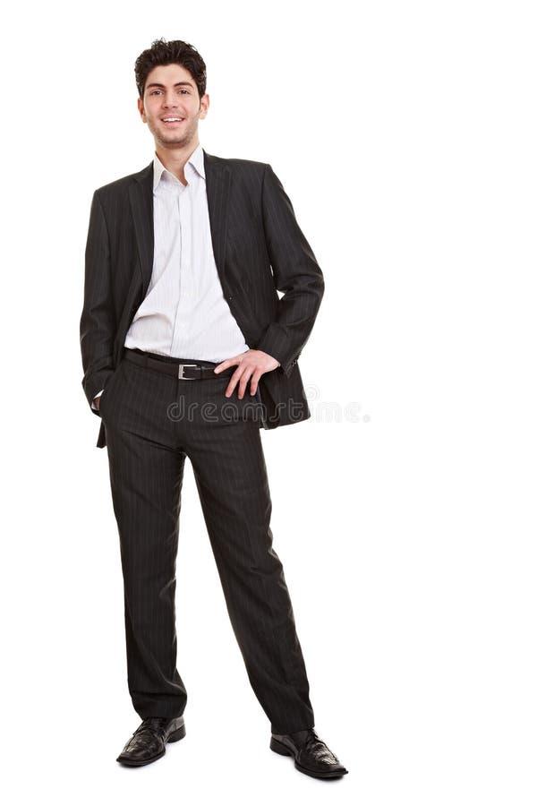 детеныши ослабленные менеджером сь стоковое фото