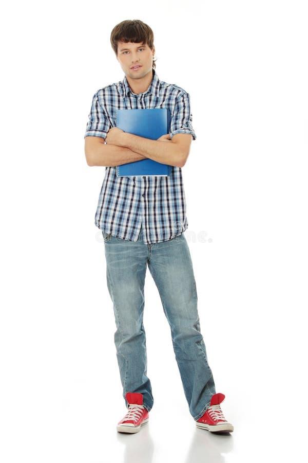 детеныши студента человека стоковое изображение rf