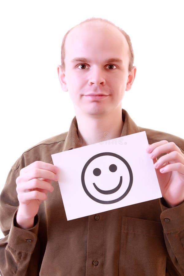 детеныши усмешки человека стоковое фото rf